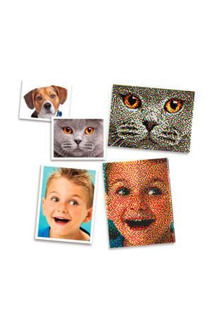 pixel art maar je eigen portret