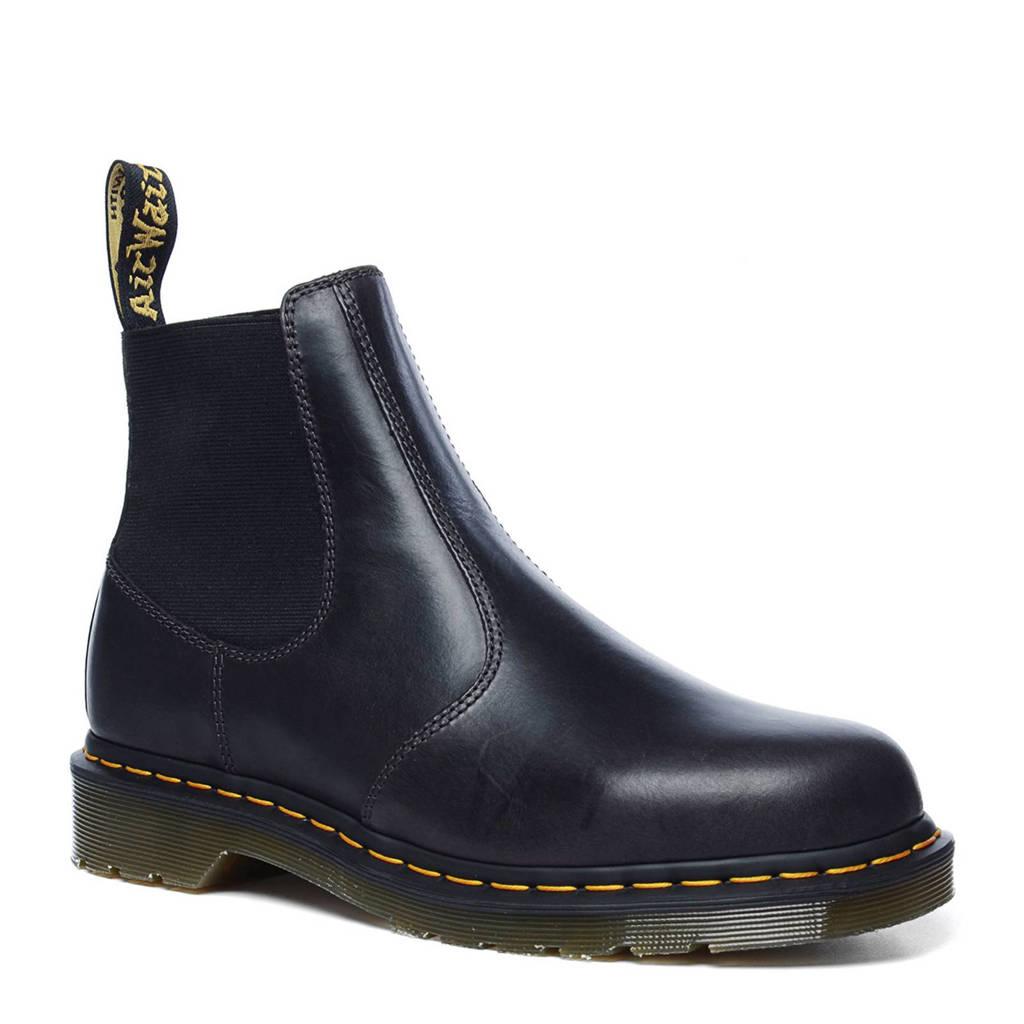 Dr. Martens   Hardy leren Chelsea boots, Zwart