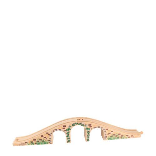Big Jigs houten rails brug met 3 bogen kopen