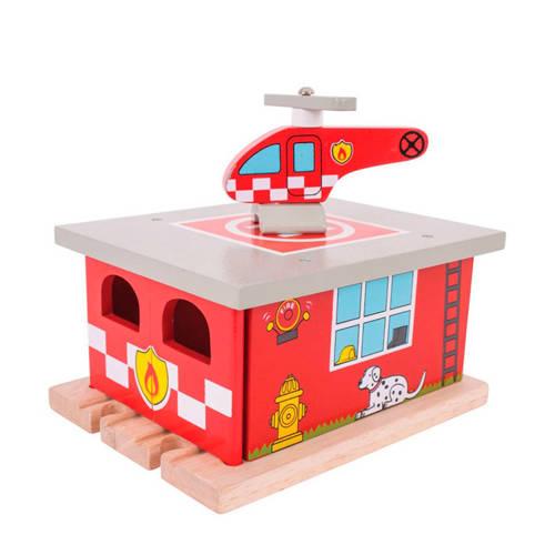 Big Jigs houten brandweerkazerne kopen