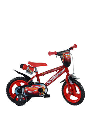 Cars 12 inch kinderfiets
