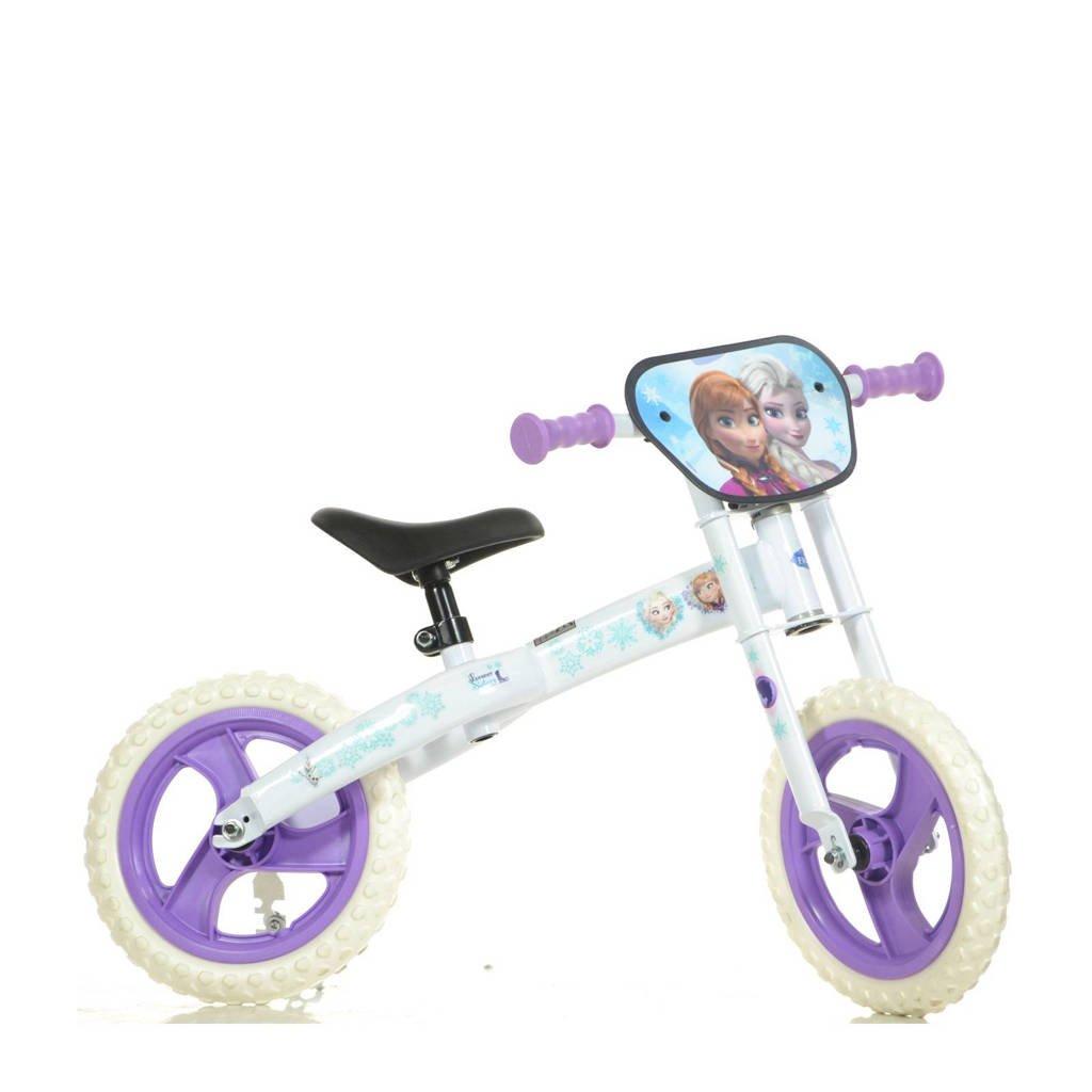 Dino Bikes loopfiets Frozen, Paars