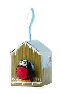 giftbox 3D huissokken