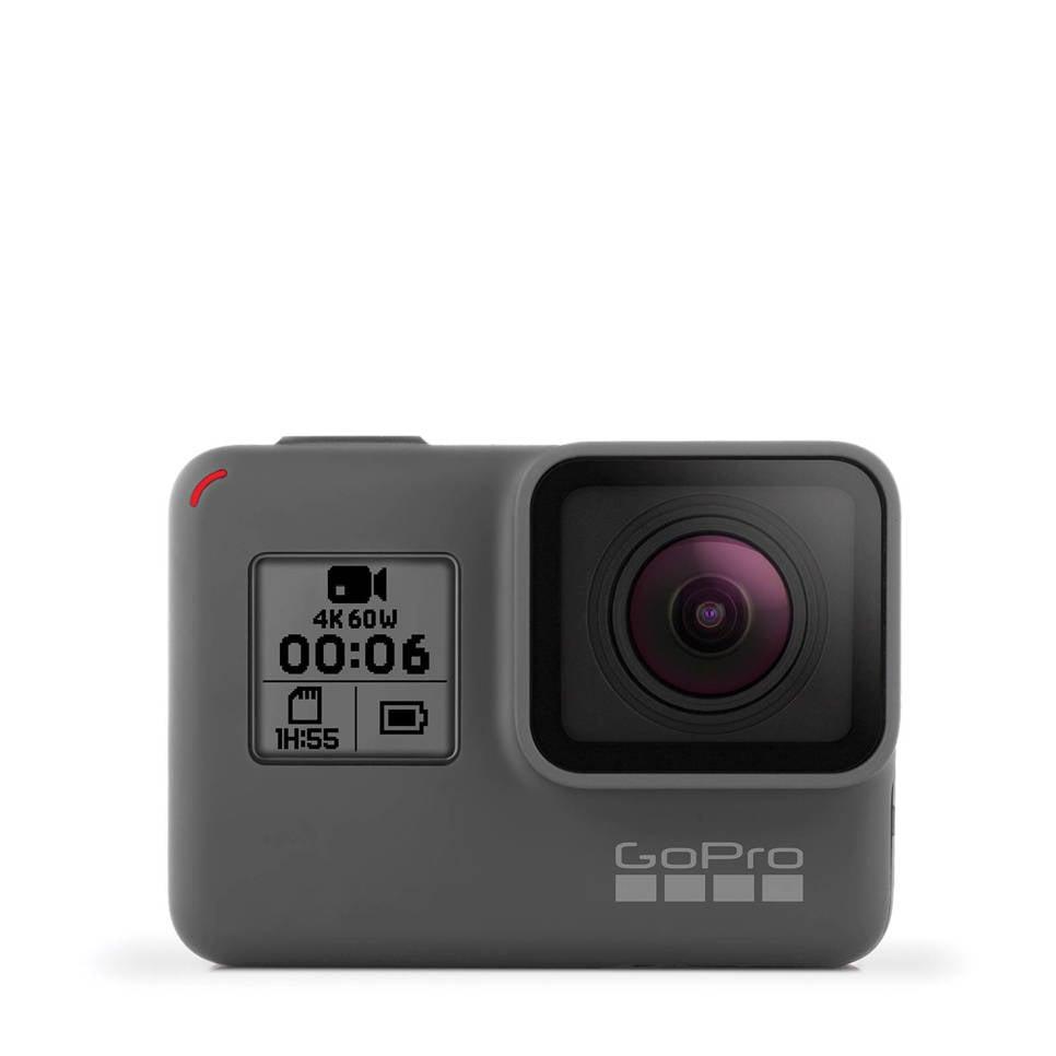 GoPro HERO6 Black action cam, Zwart