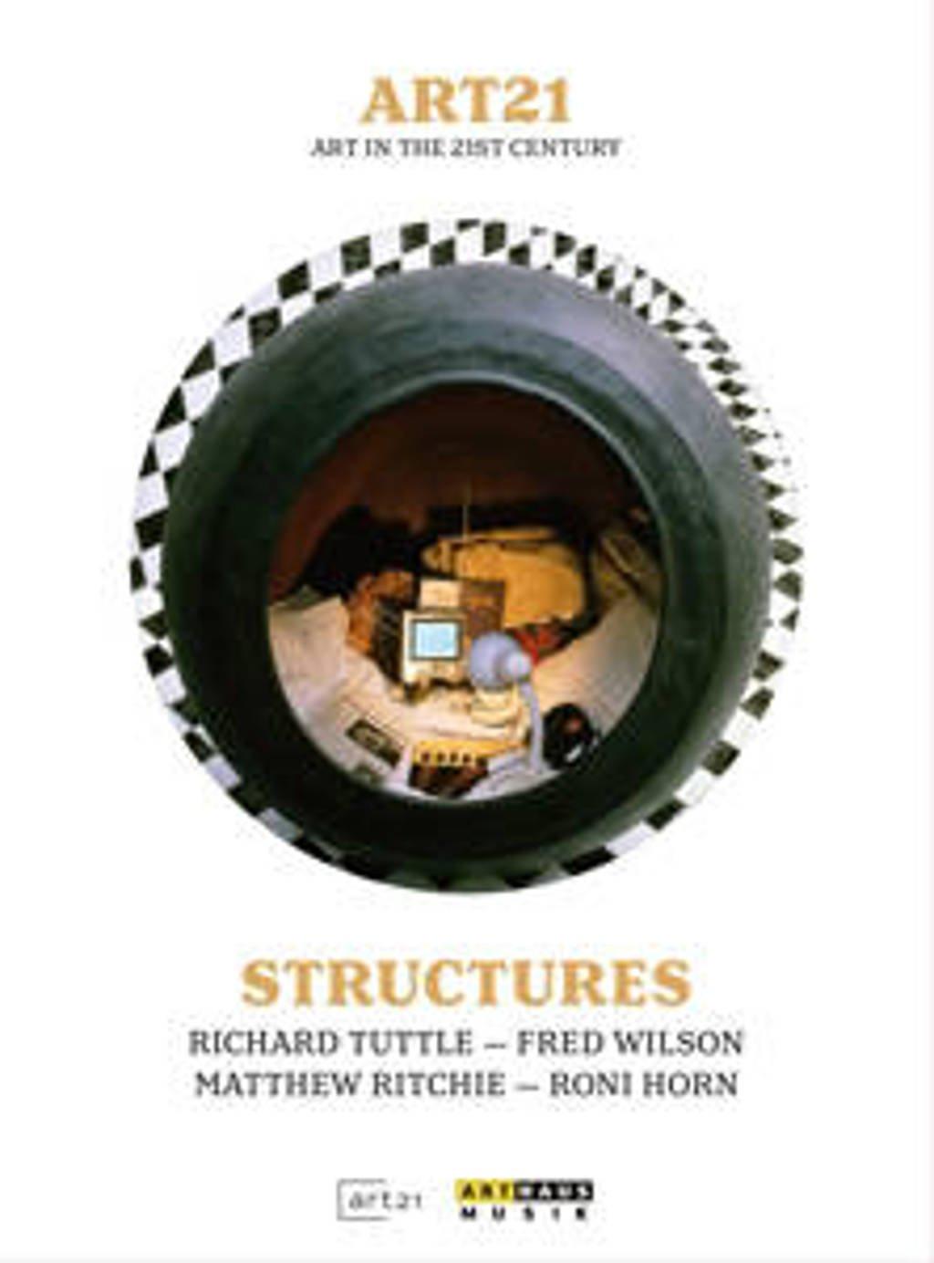 Tuttle,Wilson,Ritchie,Horn - Art 21 Structures (DVD)