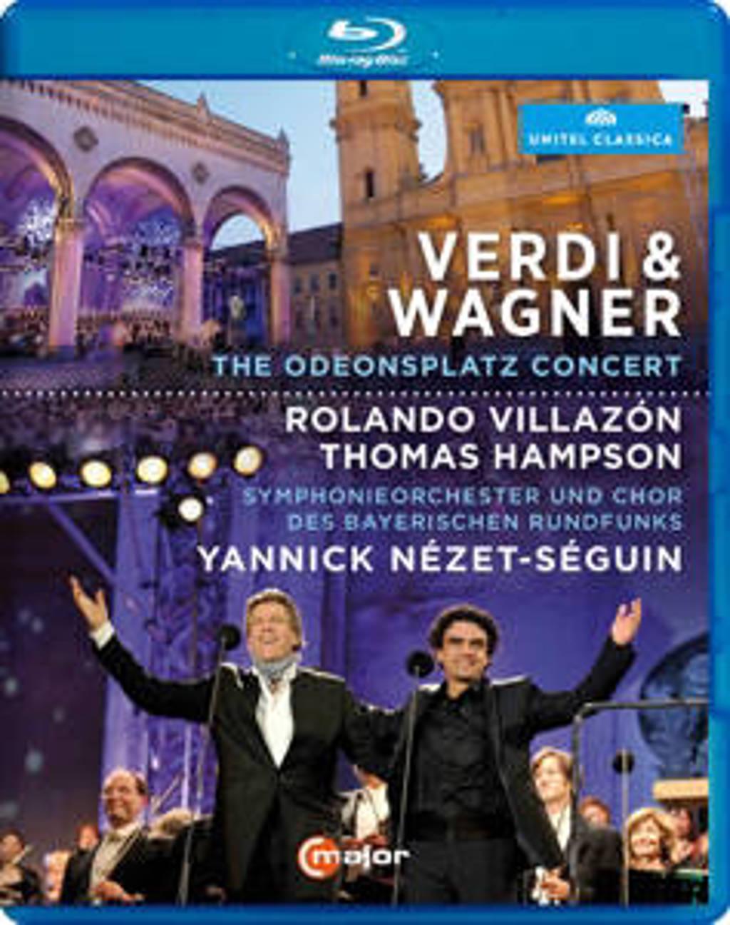 Villazon,Hampson, - Rolanda Villazon Thomas Hampson Sin (Blu-ray)