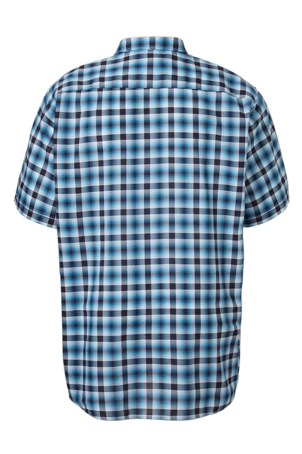 Overhemd Zwart Wit.Boss Athleisure Big Tall Barn Regular Fit Overhemd Wehkamp