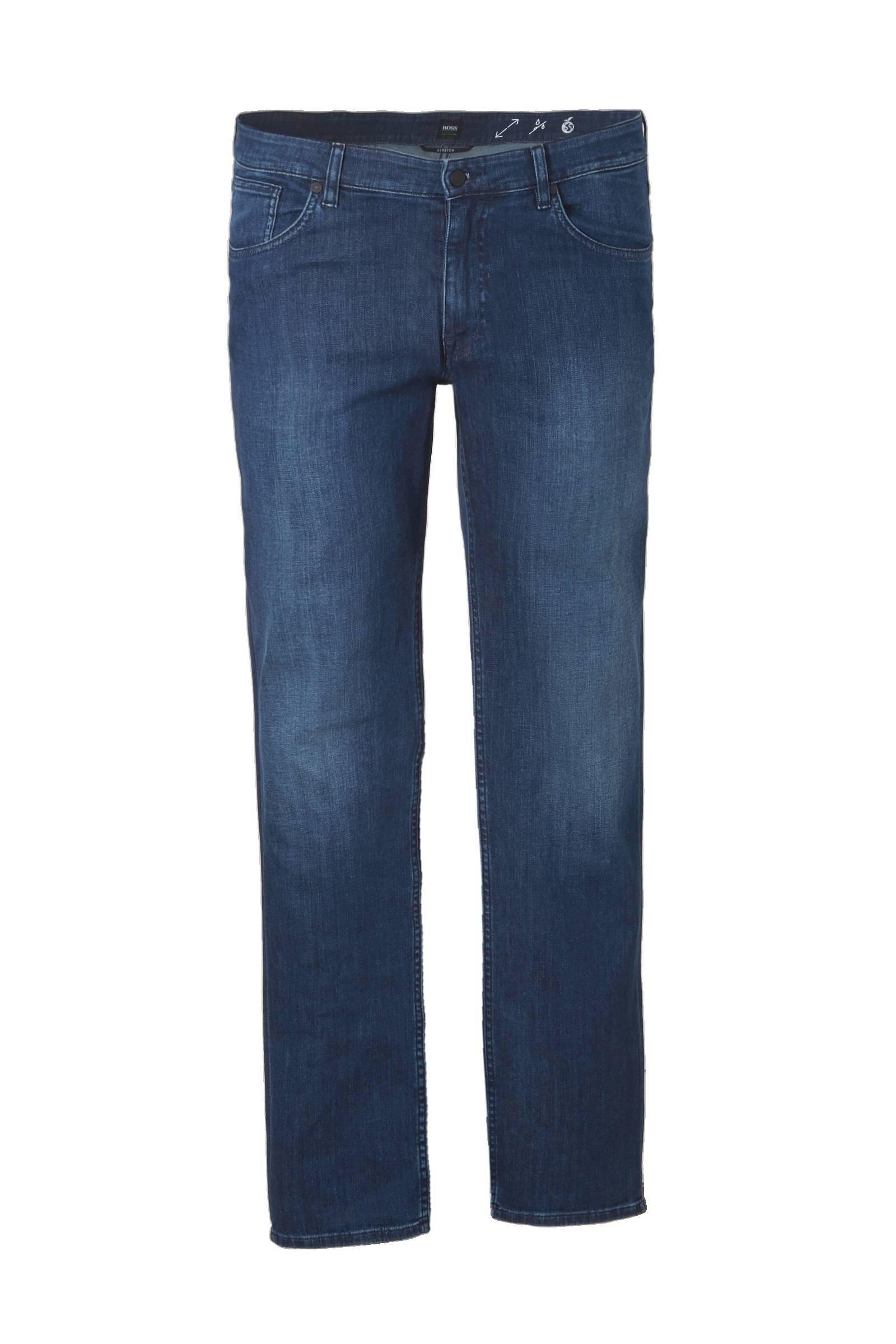 Boss Green Big & Tall +size regular fit jeans (heren)