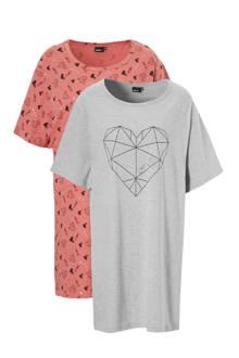 nachthemd set van 2