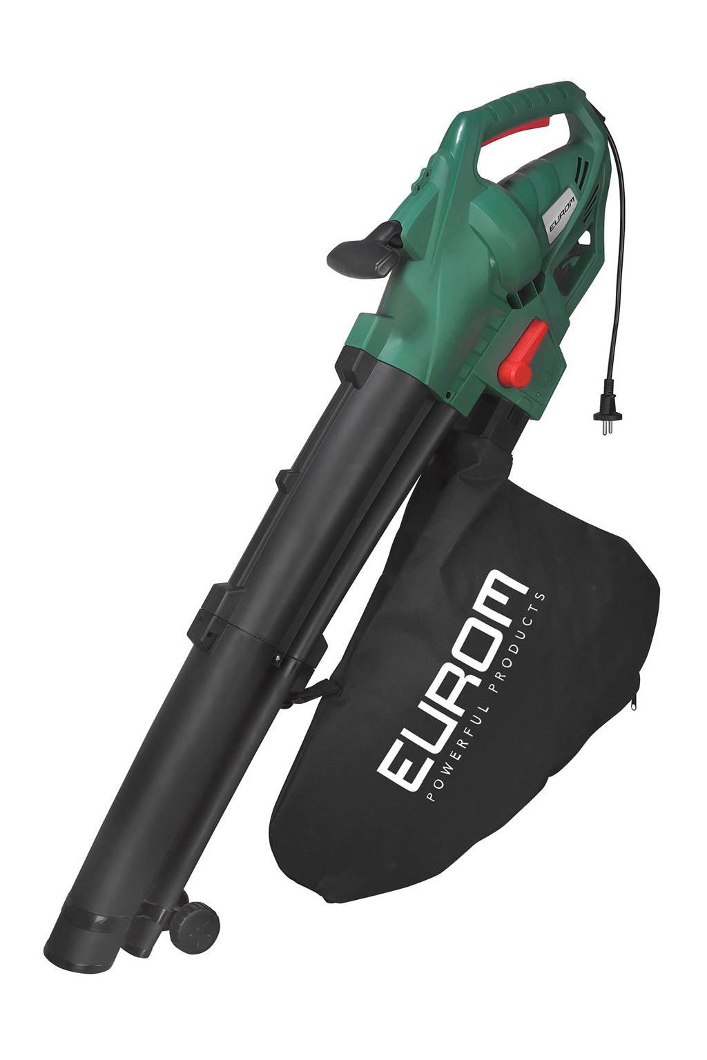 Eurom Gardencleaner 3000 elektrische bladblazer