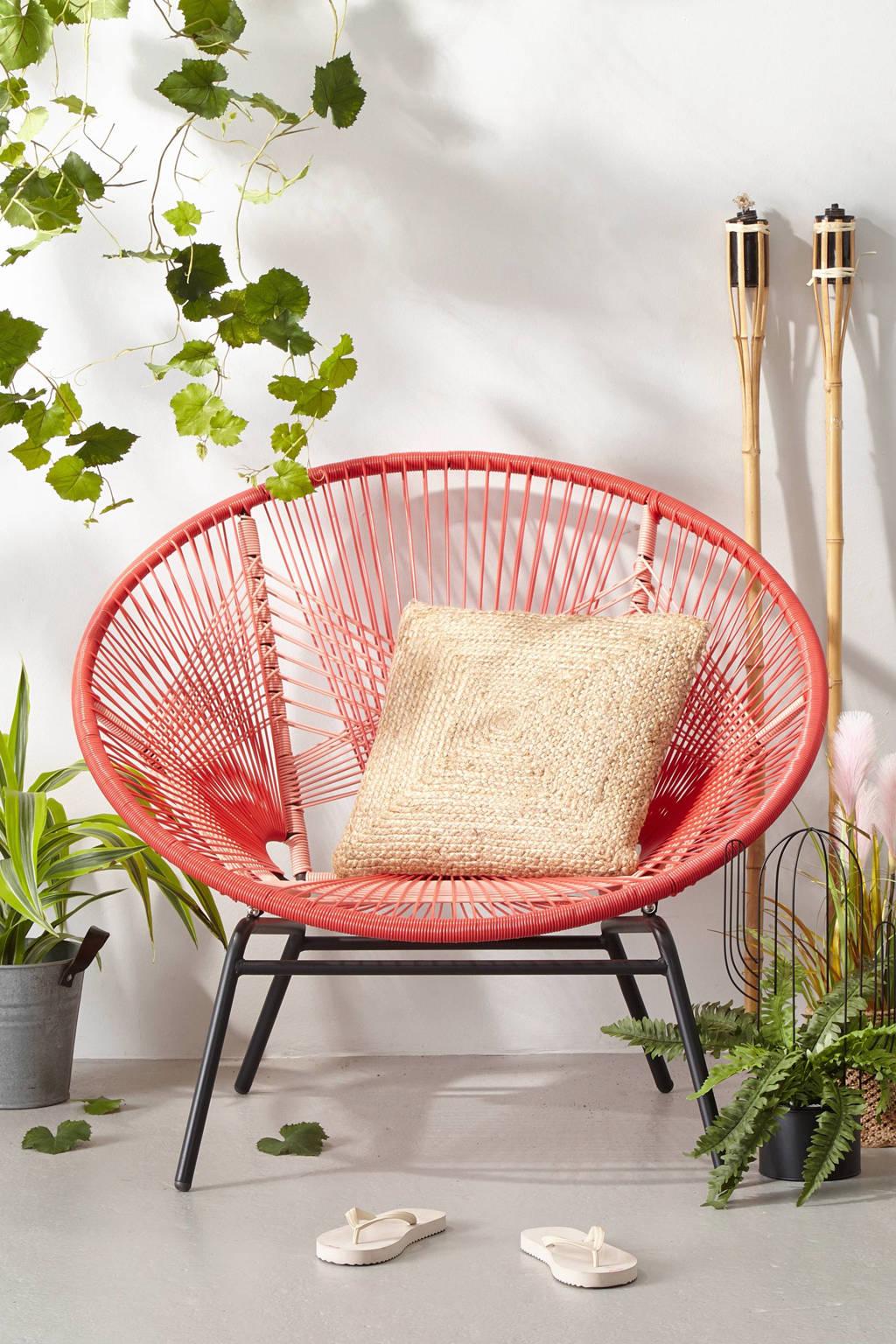 whkmp's own tuinstoel Miami, Roze