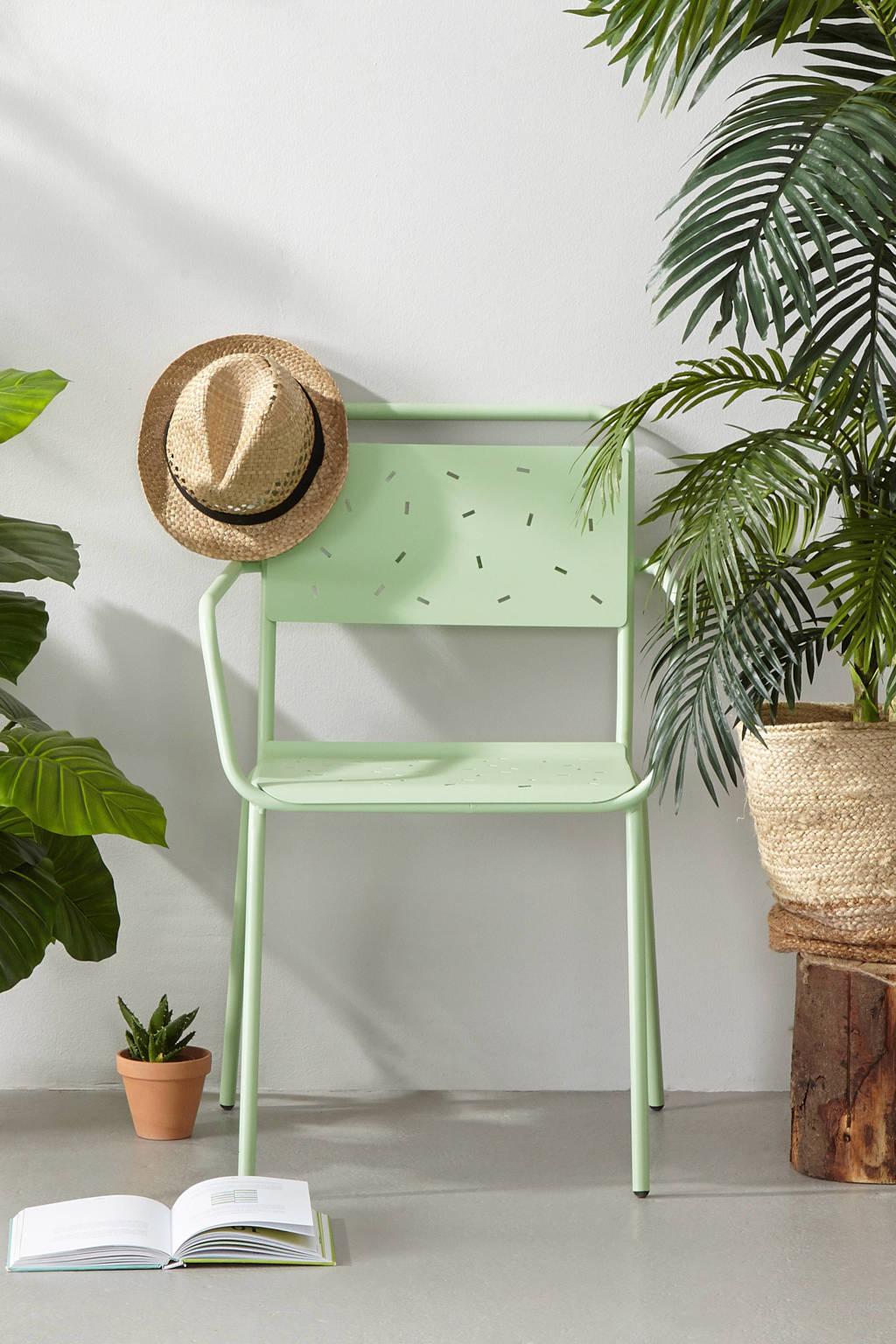 whkmp's own tuinstoel Pula, Pastel Groen