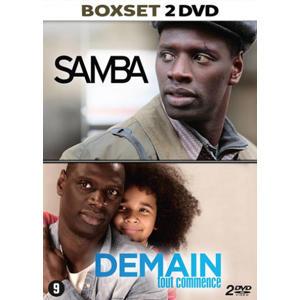 Samba + Demain tout commence (Omar Sy boxset) (DVD)