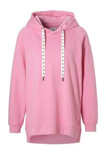 ONLY lange hoodie (dames)