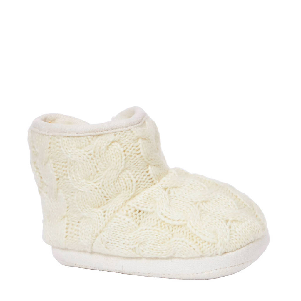 Apollo pantoffels kids, Wit