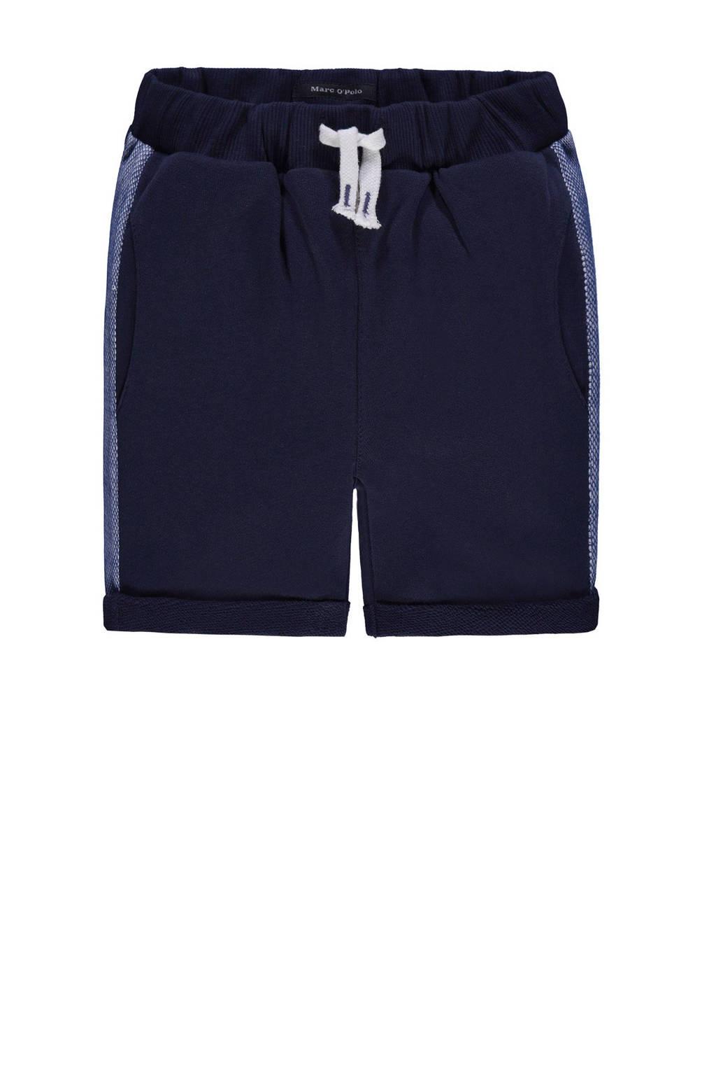 Marc O'Polo sweatshort, Donkerblauw