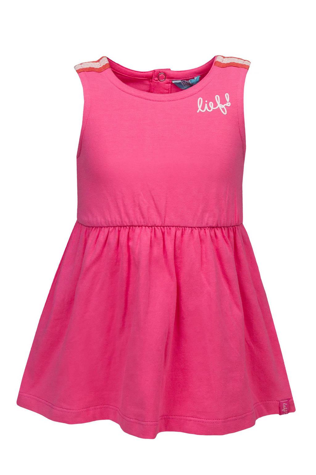 lief! jurk roze, Roze