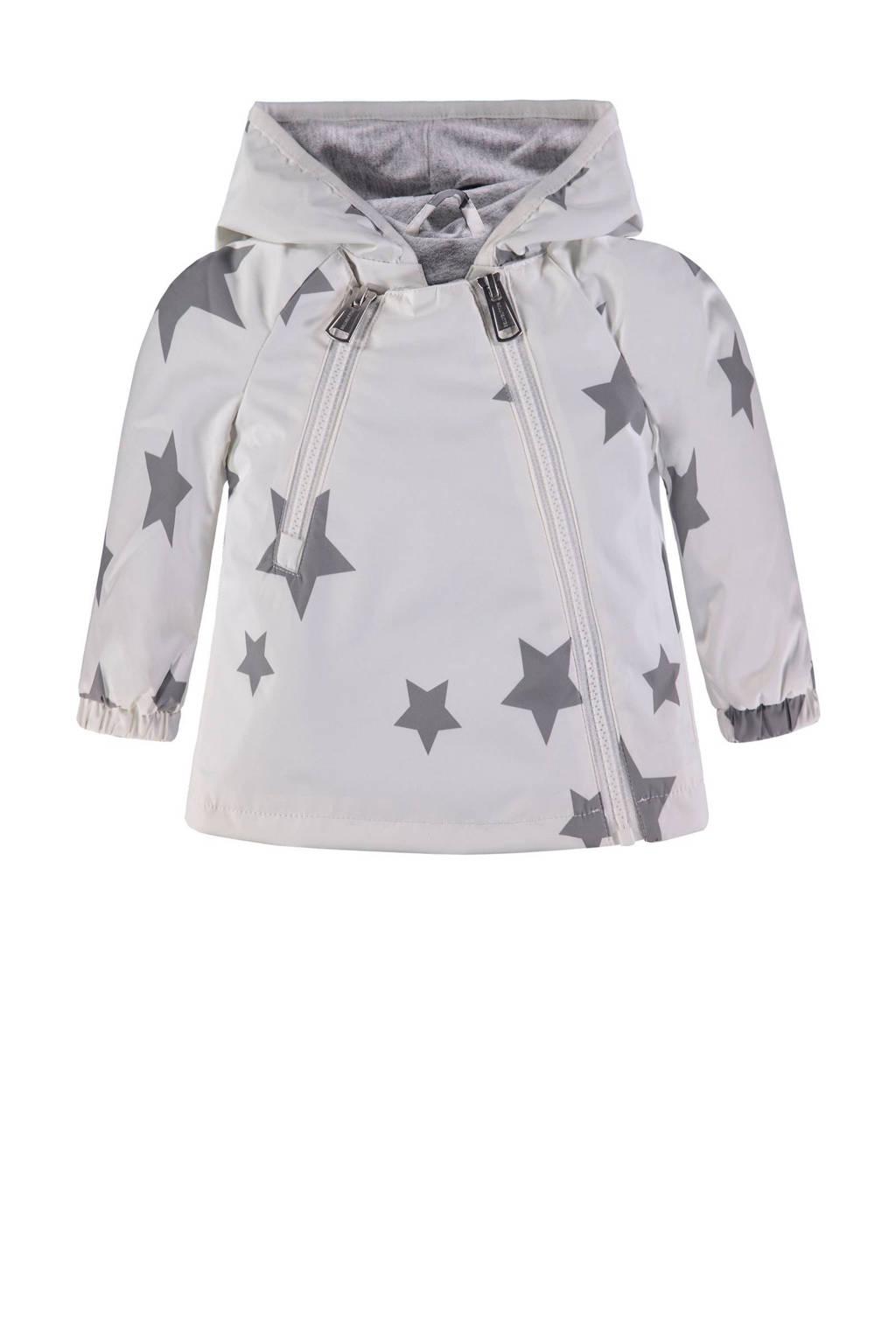 bellybutton zomerjas met sterren, Grijs