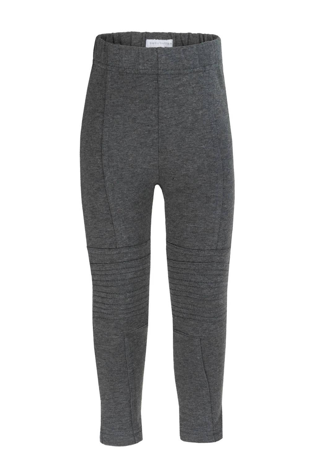 bellybutton legging grijs, Antraciet melange