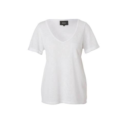 OBJECT T-shirt met borstzak