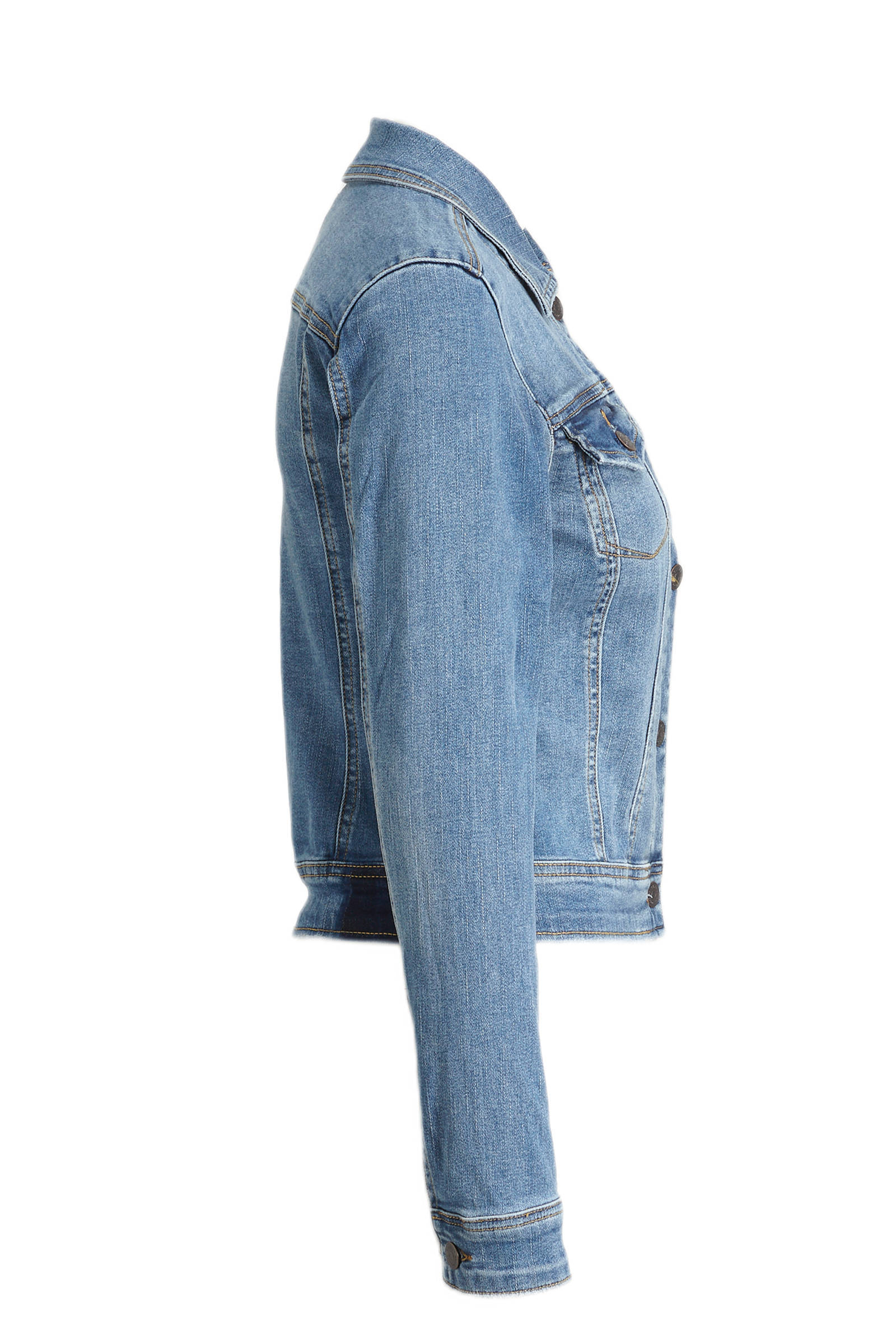 OBJECT spijkerjasje | wehkamp