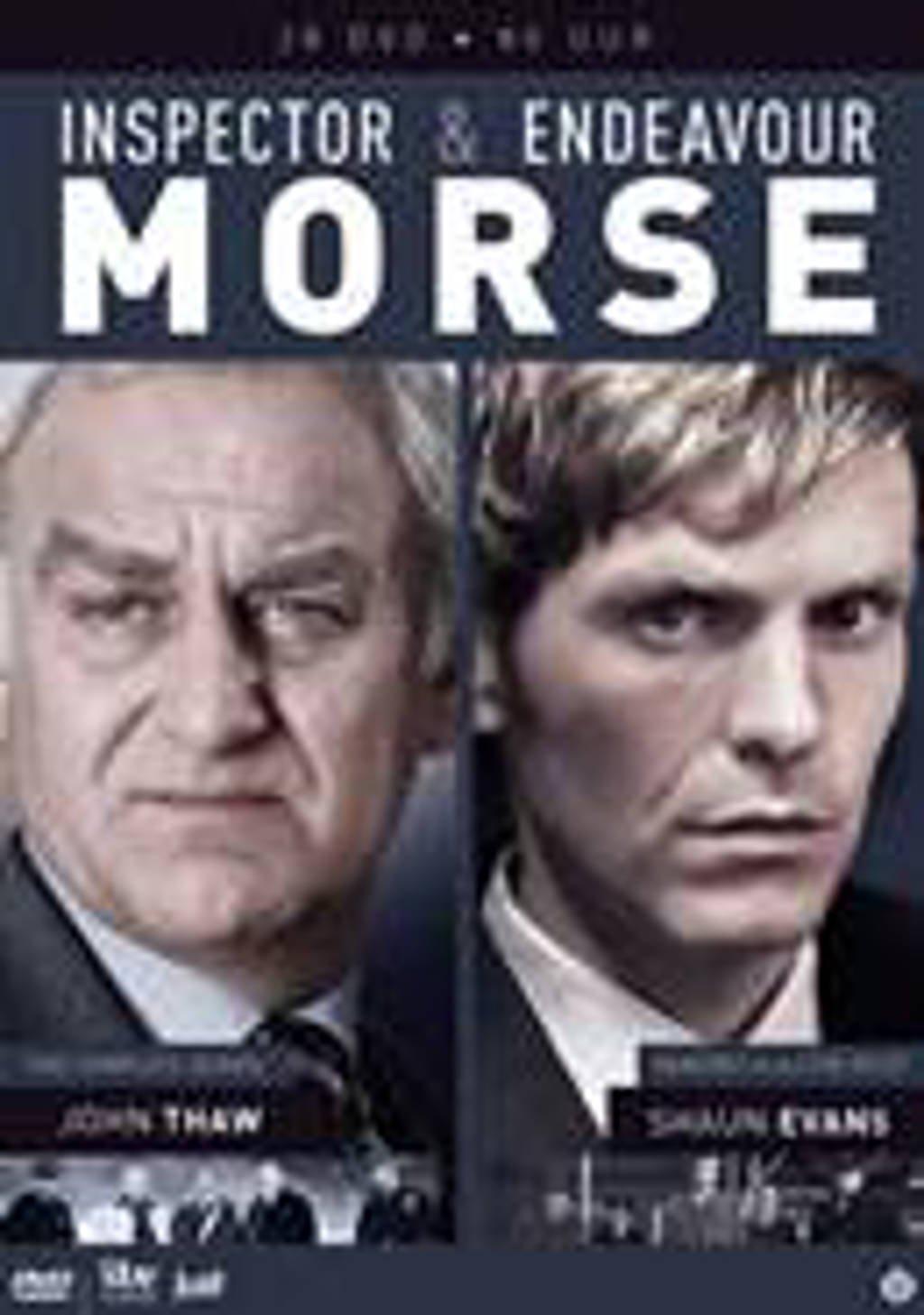 Inspector Morse + Endeavour Morse collection (DVD)