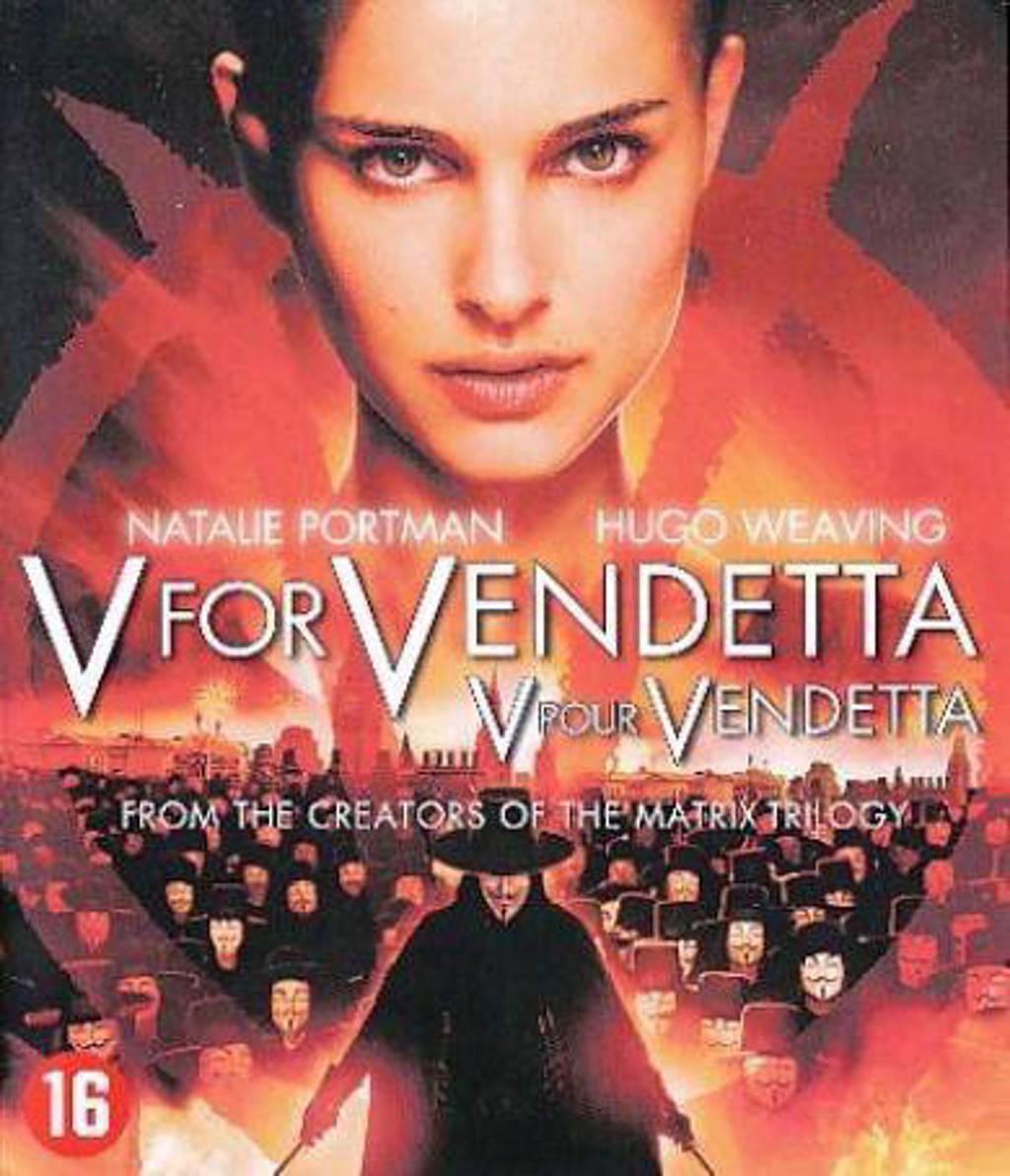 V for vendetta (Blu-ray)