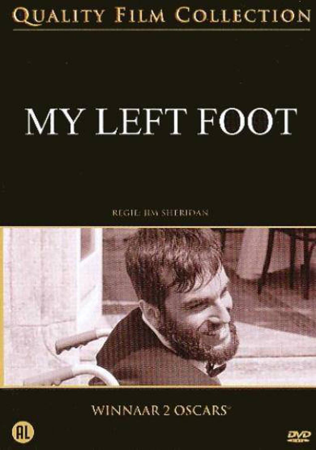 My left foot (DVD)