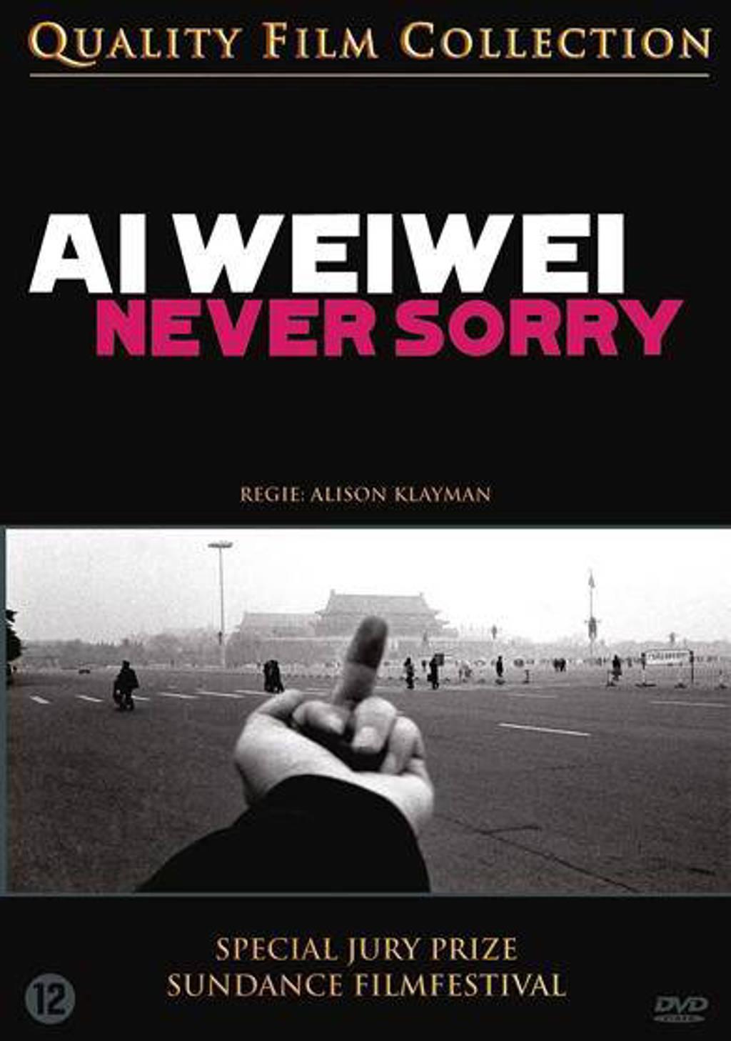 Ai Weiwei - Never sorry (DVD)