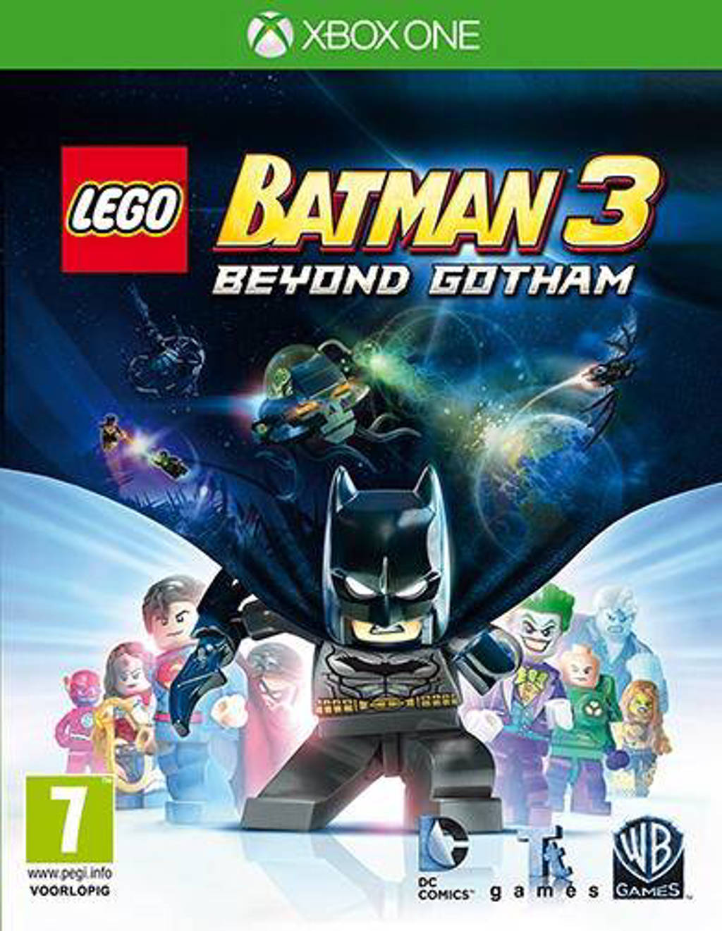LEGO Batman 3 - Beyond Gotham (Xbox One)
