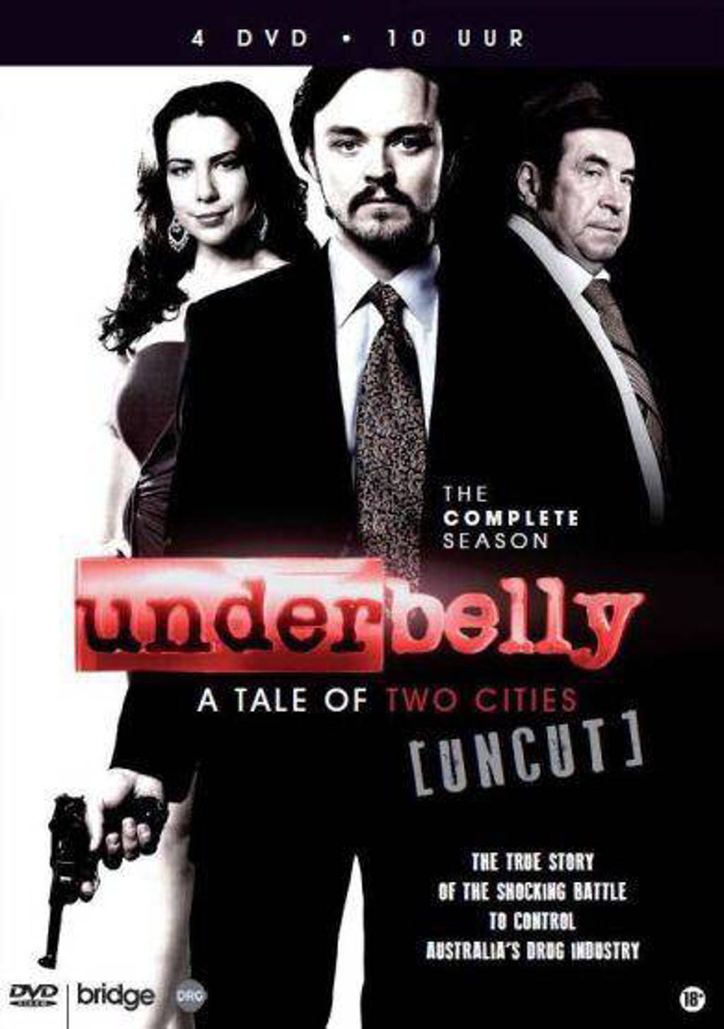 Underbelly - A tale of two cities (DVD)