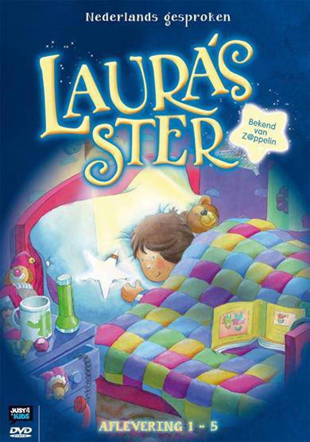 Laura's ster afl. 1-5 (DVD)