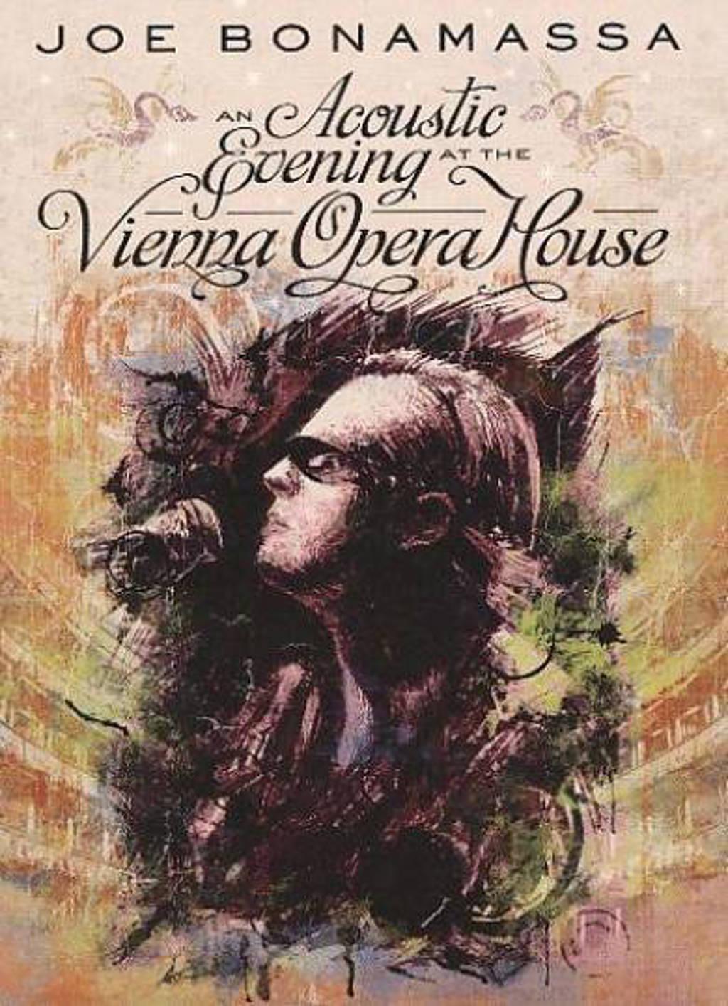 Joe Bonamassa - An acoustic evening at The Vienna Opera House (DVD)