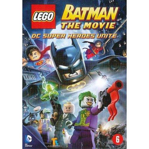 Lego Batman - The movie DC super heroes unite (DVD) kopen