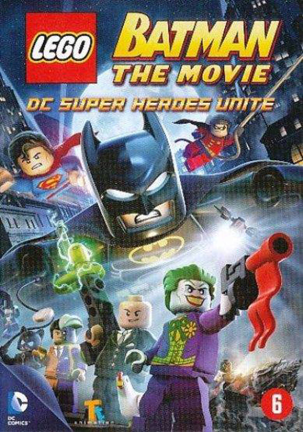 Lego Batman - The movie DC super heroes unite (DVD)