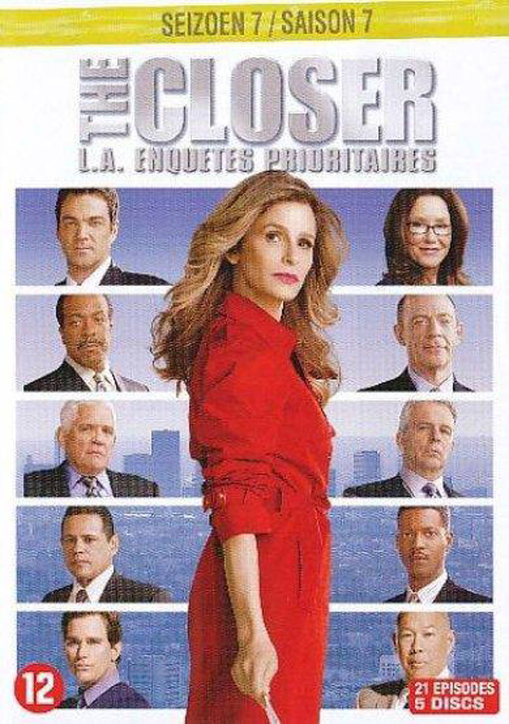 Closer - Seizoen 7 (DVD)