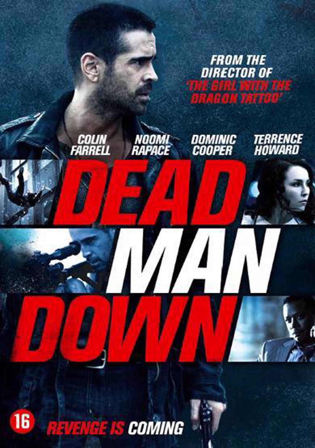 Dead man down (DVD)