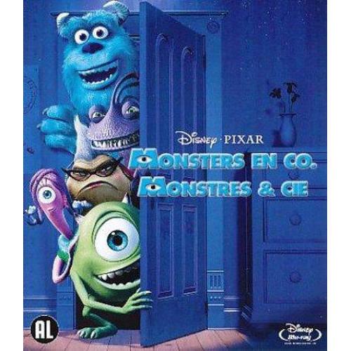 Monsters en co (Blu-ray) kopen
