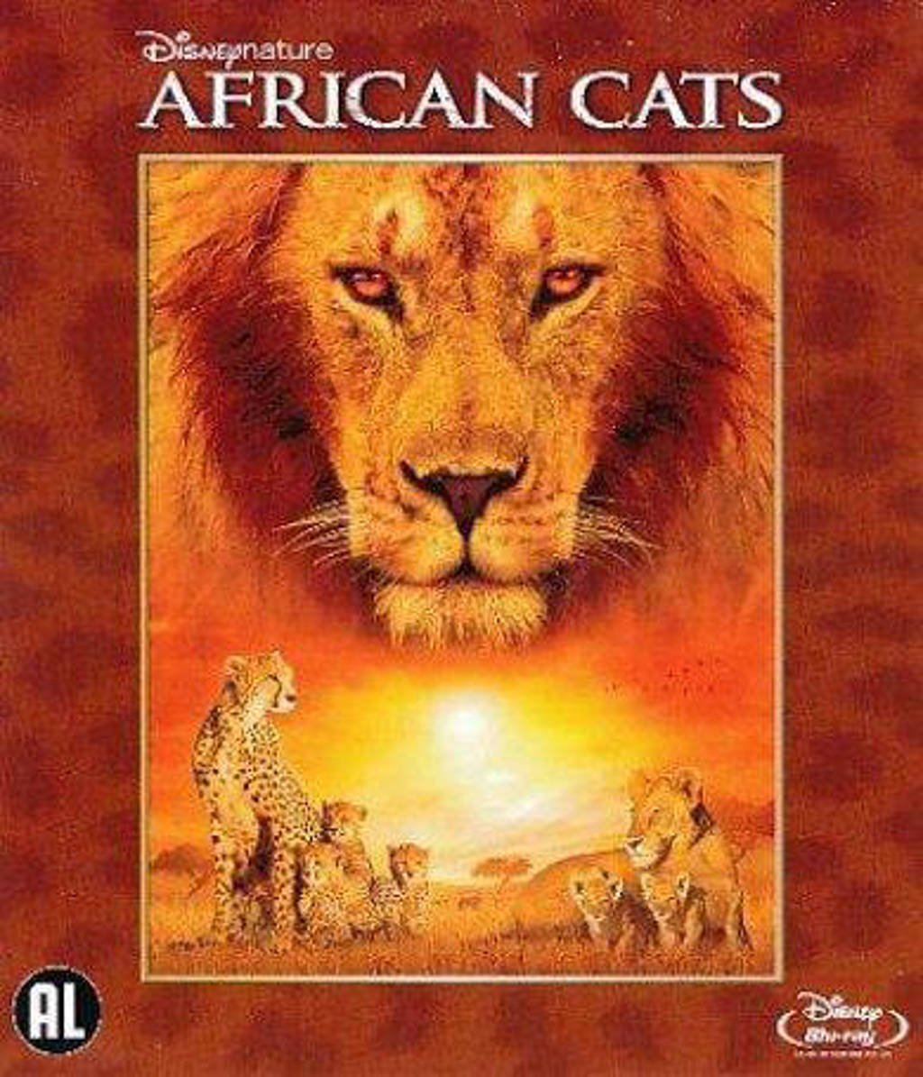 African cats (Blu-ray)