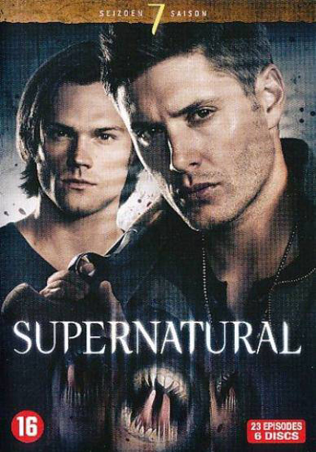 Supernatural - Seizoen 7 (DVD)