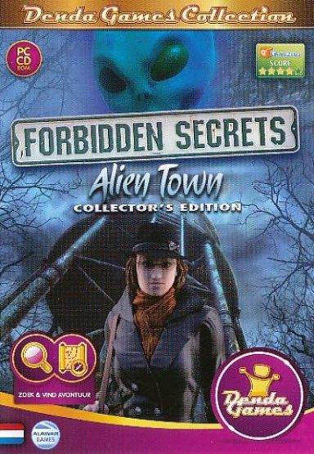 Forbidden secrets - Alien town (Collectors edition) (PC)