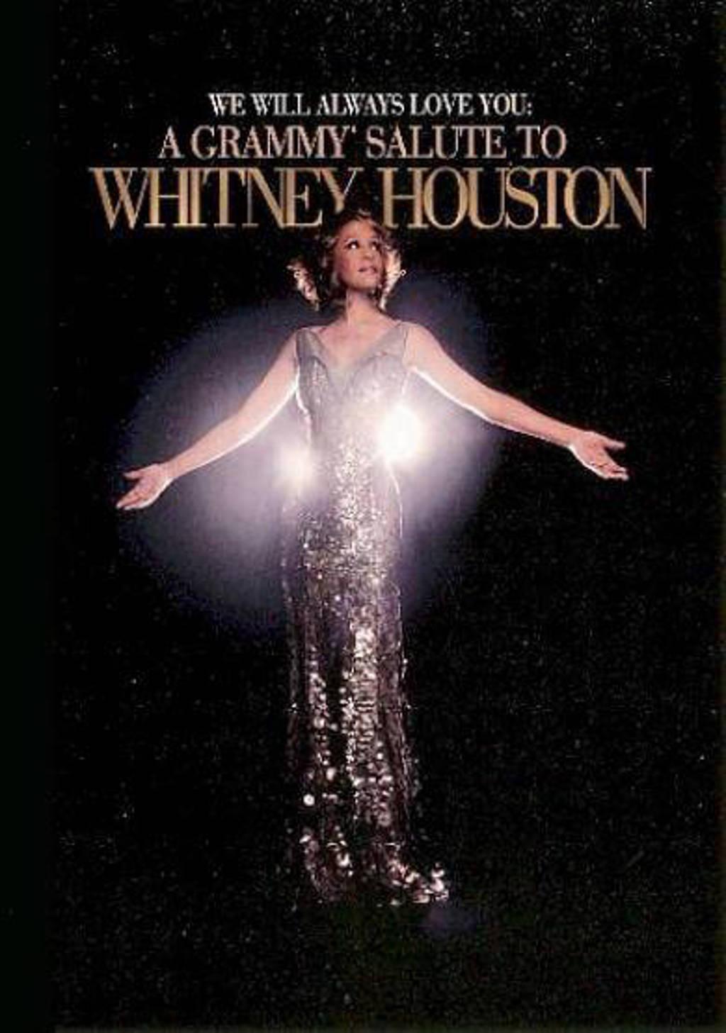 Whitney Houston - We Will Always Love You: A Gra (DVD)