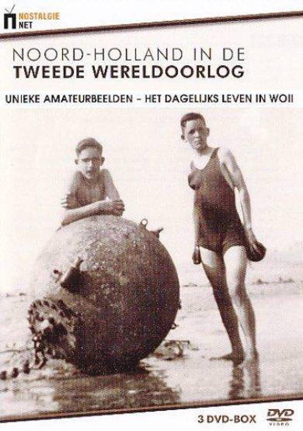Noord-Holland in de tweede wereldoorlog  (DVD)