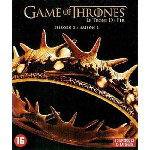 Game of thrones - Seizoen 2 (Blu-ray) kopen