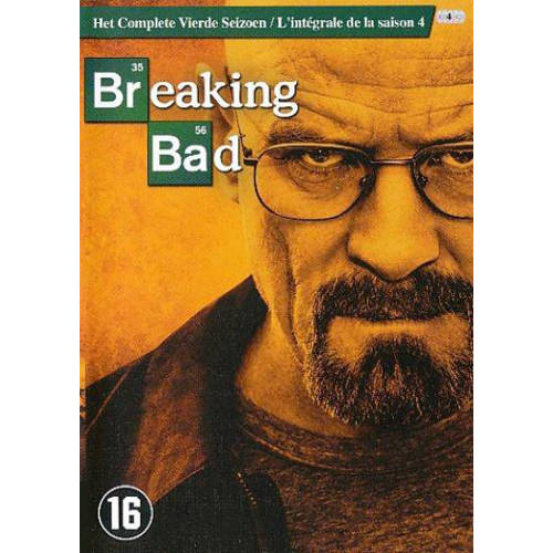 Breaking bad - Seizoen 4 (DVD) kopen