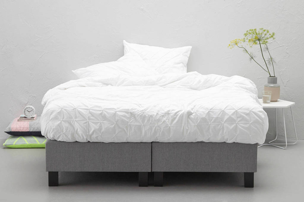 Compleet Bed 180x200.Whkmp S Own Complete Boxspring Riga 180x200 Cm Wehkamp
