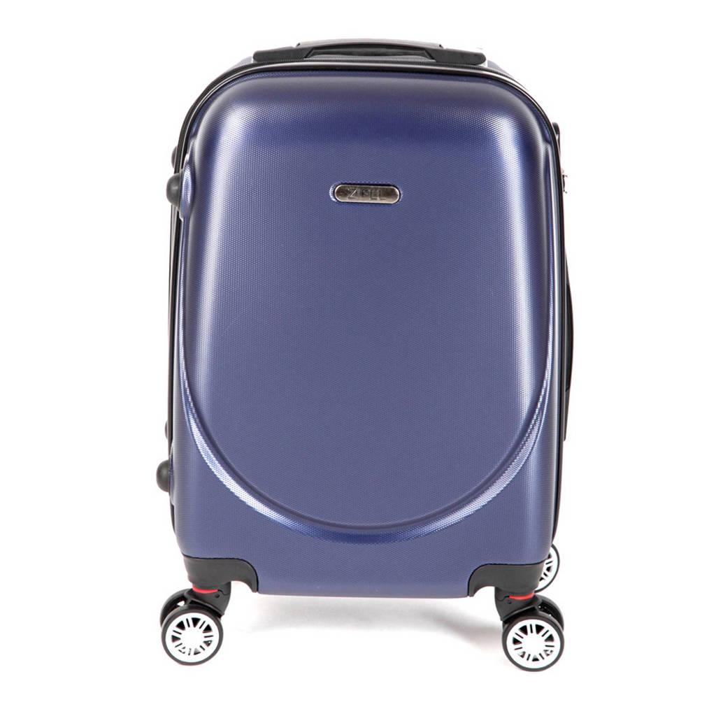 Borderline Samba koffer (55 cm), 55x35x21, Blauw