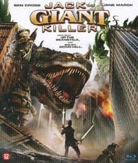 Jack the giant killer (Blu-ray)