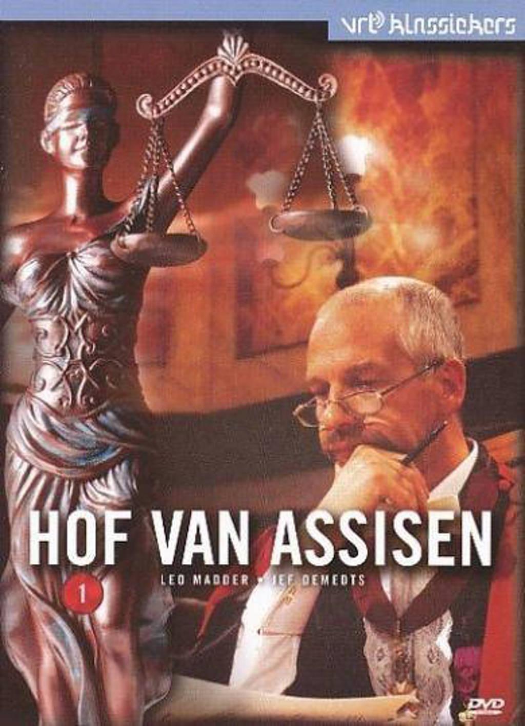 Hof van Assisen - Seizoen 1 (DVD)