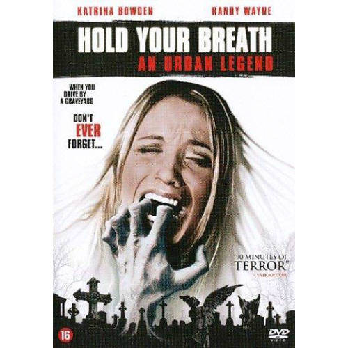 Hold your breath The urban legend